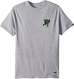 Vans X Marvel Hulk T-Shirt (Big Kids)