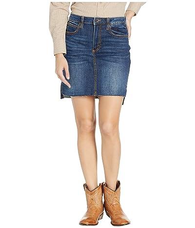 Wrangler Retro Mae Mid-Rise Skirt (Cowtown) Women
