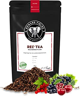 Edward Fields Tea ® - Té Rojo Pu Erh orgánico a granel de origen único Yunnan, China. Té bio recolectado a mano ingredient...