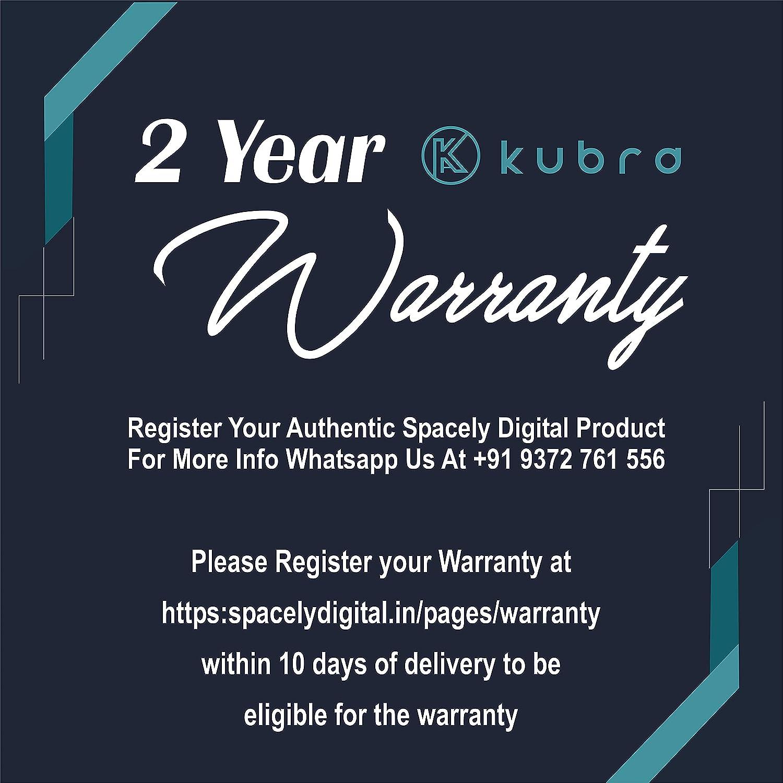 Kubra Trimmer Customer service