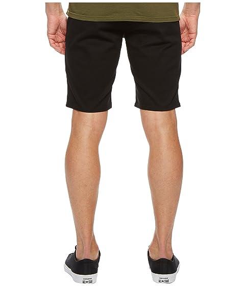 Toil Brixton Shorts Hemmed Negro II gTqgdrx8