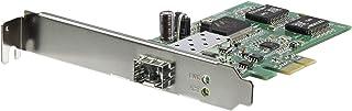 StarTech.com PCI Express Gigabit Ethernet Fiber Network Card w/ Open SFP - PCIe GbE SFP Network Card Adapter NIC - Fiber O...