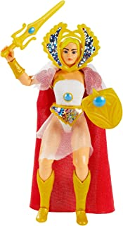 Masters of The Universe Origins 5.5-in She-Ra Action Figure, Battle Figure for Storytelling Play and Display, Gift for 6 t...