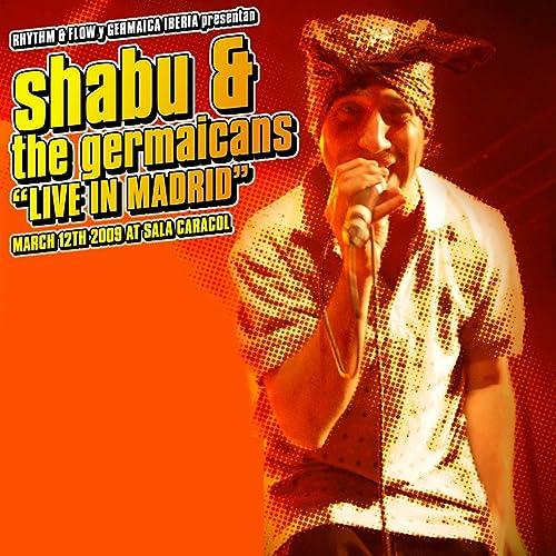 Suena la Alarma (feat. The Germaicans) [Live] de Shabu en ...
