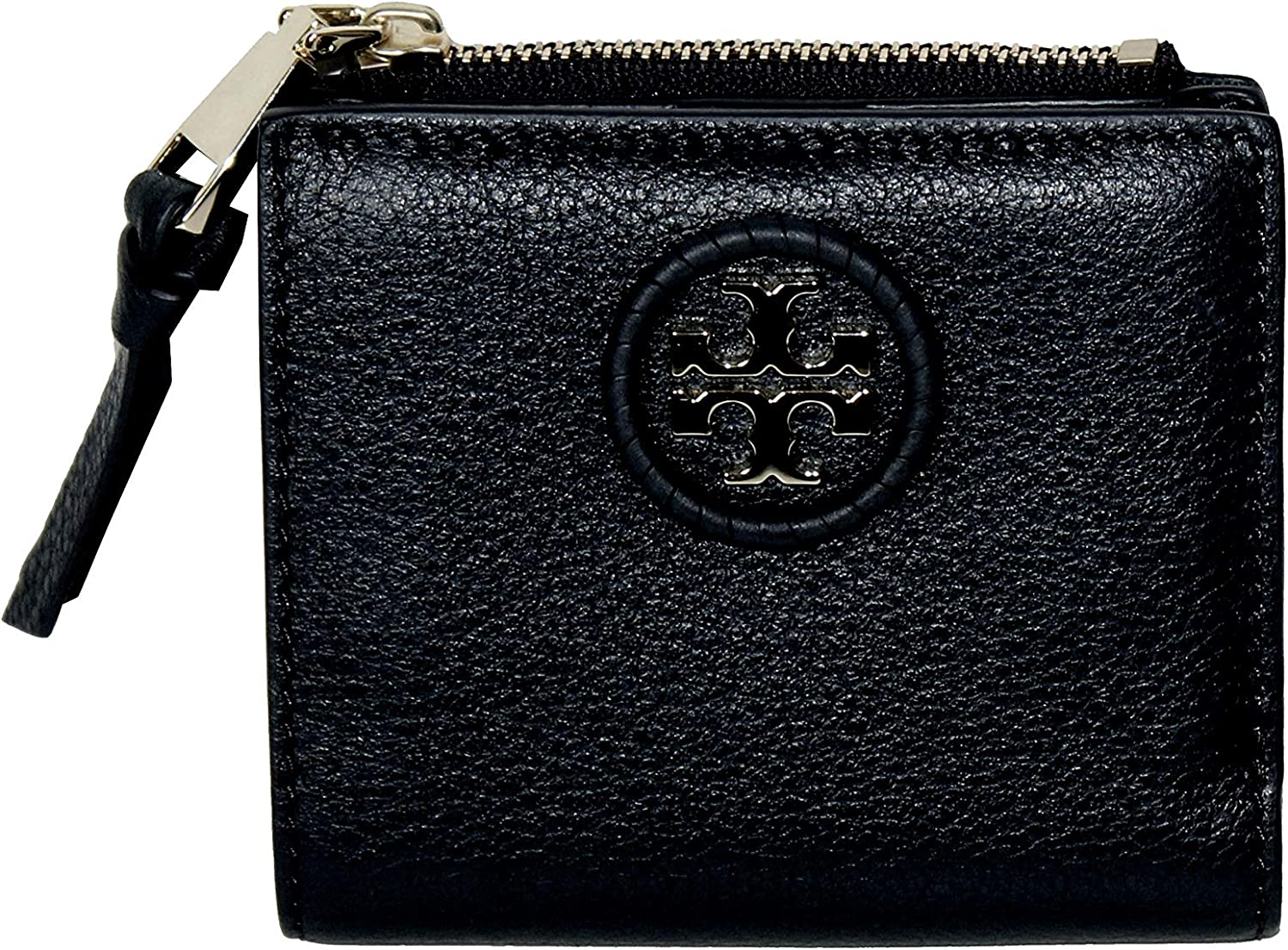 Tory Burch Women's Whipstitch Logo Mini Wallet 48364