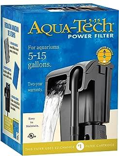 AQUA-TECH Power Aquarium Filter,  5 to 15-Gallon Aquariums