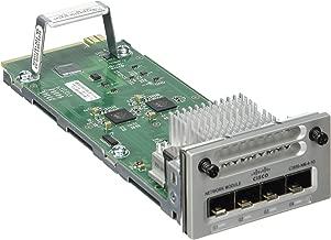 Cisco 4-Port Gigabit LAN Expansion Module for Catalyst 3850-24/3850-48 (C3850-NM-4-1G)