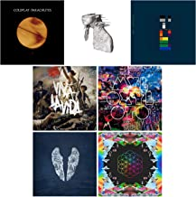 Coldplay: Complete Studio Album Discography - 7 CDs