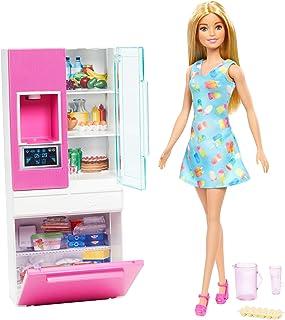 Barbie GHL84 Doll and Furniture Set