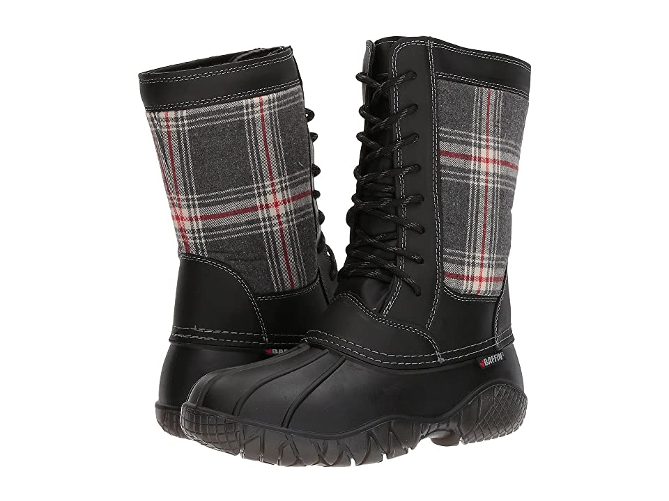 Baffin St. Claire (Black Plaid) Women