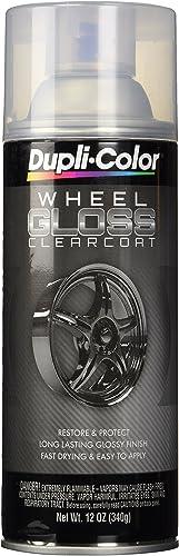 Dupli-Color HWP103 Clear High Performance Wheel Paint - 12 Oz.