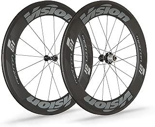Vision (ヴィジョン) 自転車 ロードバイク パーツ 部品 ホイール 車輪 set Metron81 SL Tub SH11 V17 ホイール 901071026191030 81mm