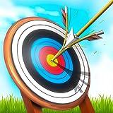 アーチェリーゲーム3D:弓と矢のシューティングゲーム