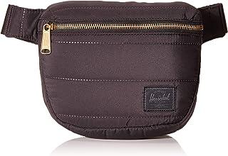 Herschel Fifteen Waist Pack, Black Stitched, 2.0L, Fifteen Waist Pack