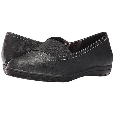 Soft Style Varya (Black Leather) Women