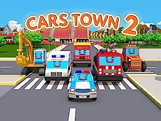 Cars Town 2