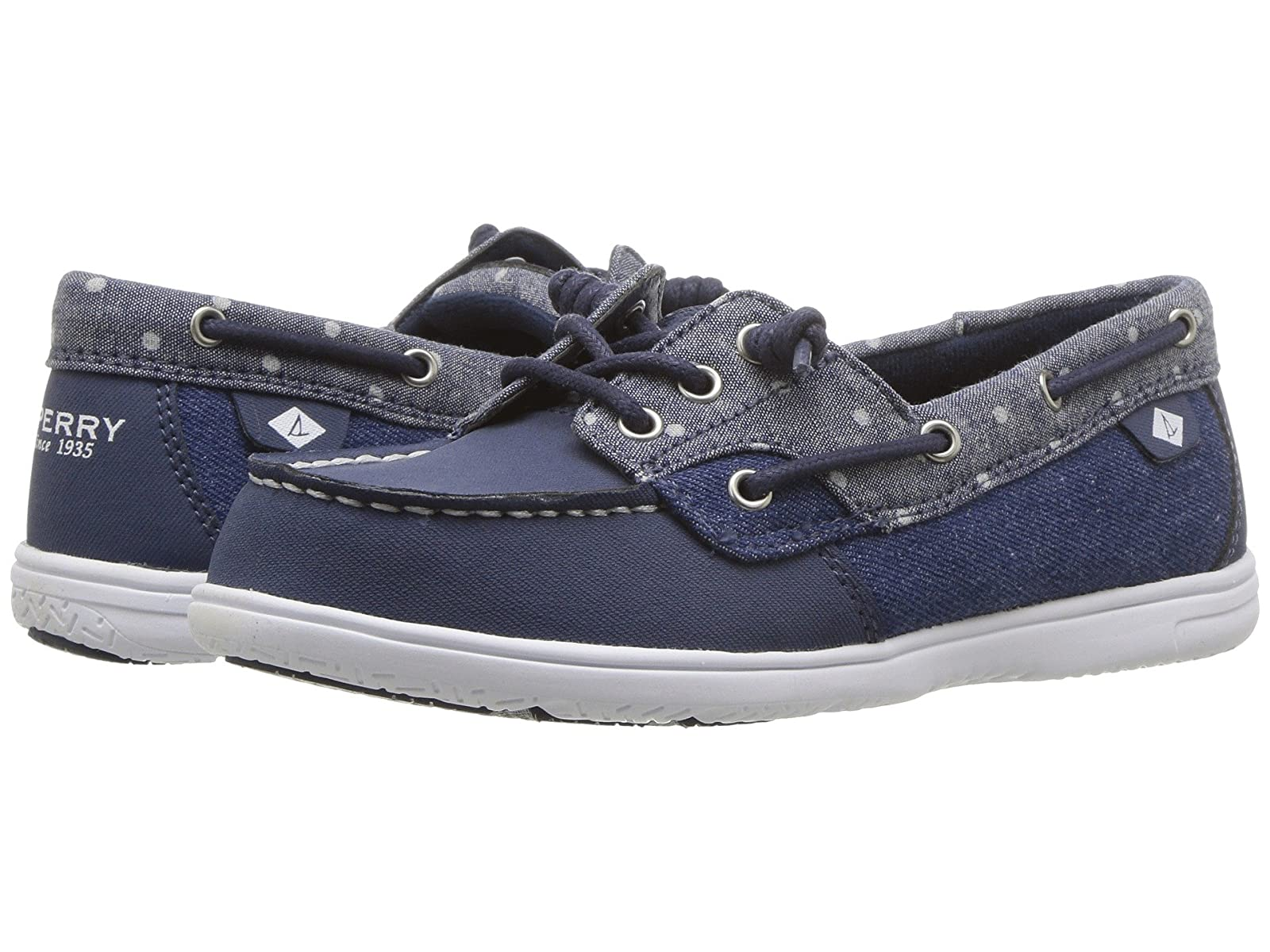 Sperry Kids Shoresider 3-Eye (Little Kid/Big Kid)Cheap and distinctive eye-catching shoes