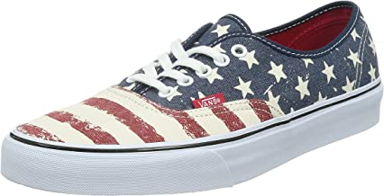 Vans Unisex Authentic (Americana) Skate Shoe