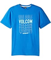 Volcom Kids - Copy Cut Short Sleeve Tee (Big Kids)