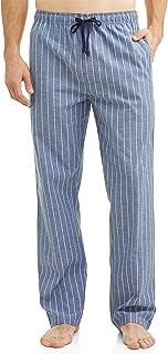 Men's & Big Men's Woven Plaid Stretchy Sleep Pant