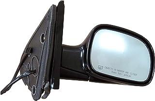 Dorman 955-1162 Passenger Side Power Door Mirror - Heated / Folding for Select Chrysler / Dodge Models, Black