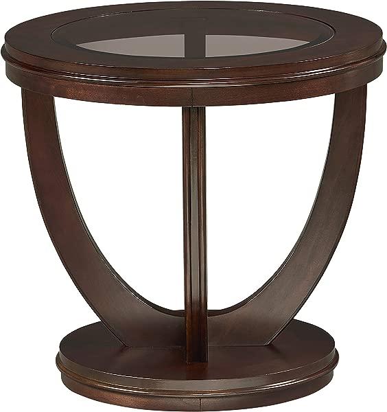 Standard Furniture 23762 La Jolla End Table Brown
