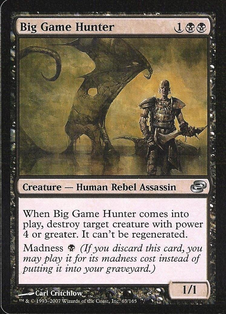 Magic: Limited Special Price the Gathering - Big Chaos Long-awaited Game Hunter Planar