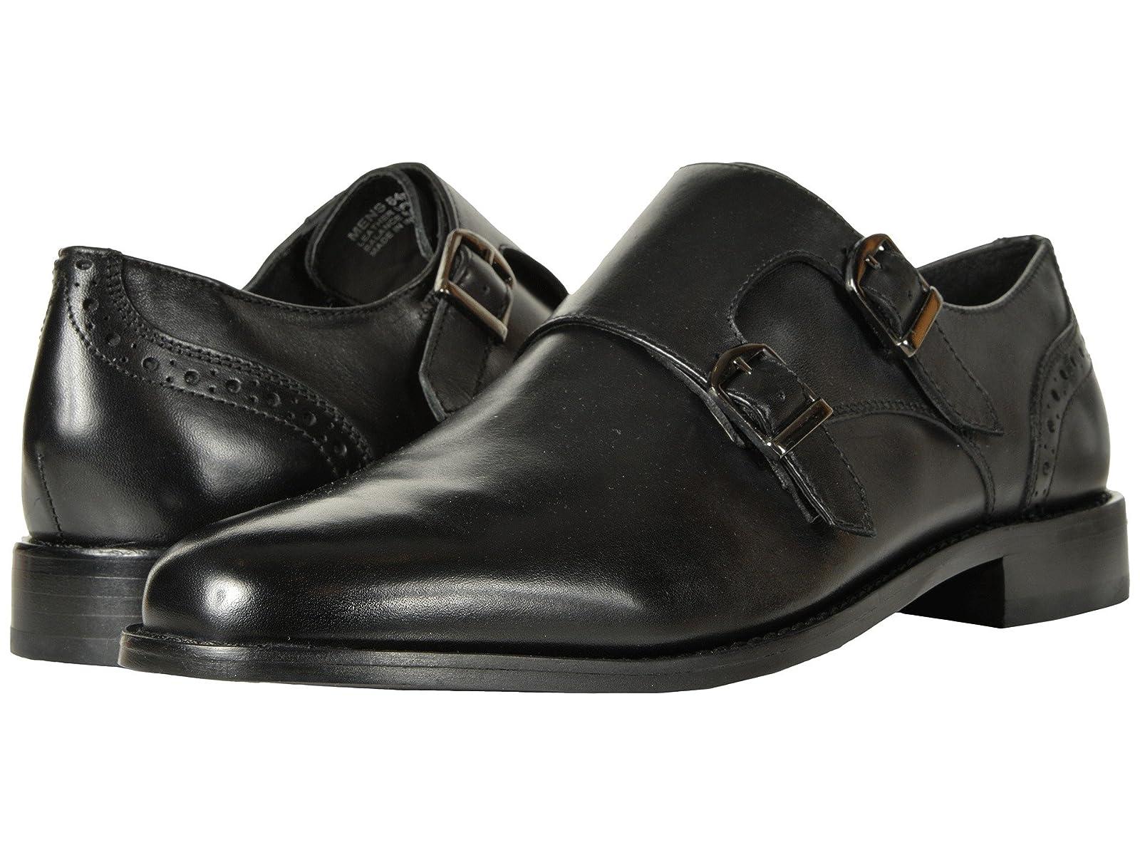 Nunn Bush Norway Plain Toe Double Monk Dress Casual Slip-OnAtmospheric grades have affordable shoes