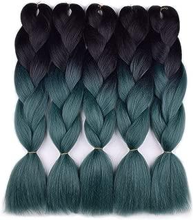green xpression braiding hair