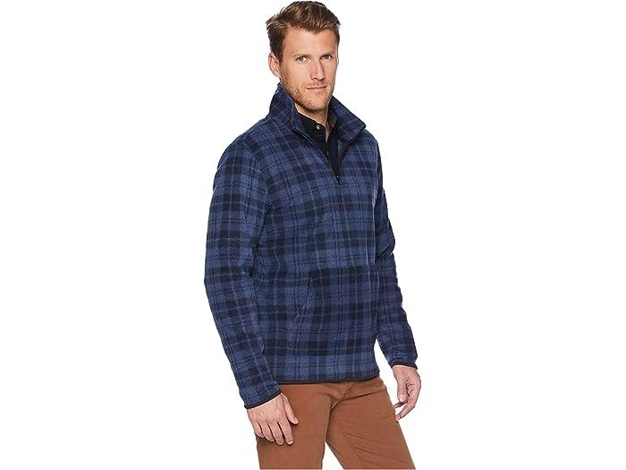 Threads 4 Thought 1/2 Zip Polar Fleece - Men Clothing