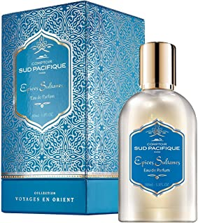 Comptoir Sud Pacifique Epices Sultanes Unisex Eau de Perfume, 100 ml