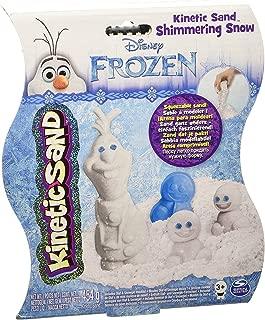 Kinetic Sand Disney Frozen Shimmering Snow