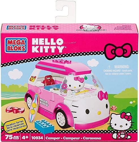 10934 Mega Bloks Hello Kitty Camper Campingwagen