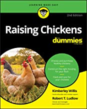 Raising Chickens For Dummies (For Dummies (Pets)) PDF