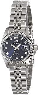 Orient President Classic Automatic Sapphire Ladies Watch Blue Dial NR16003D