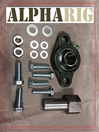 R04 KIT Dodge Ram 2500 3500 4WD Steering Gear Box Stabilizer Bar WOBBLE HARDWARE