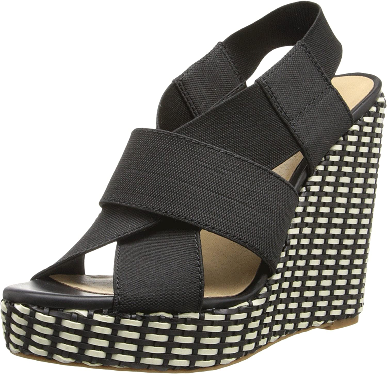 Lucky Brand Women's Rishi Black Combo Sandal