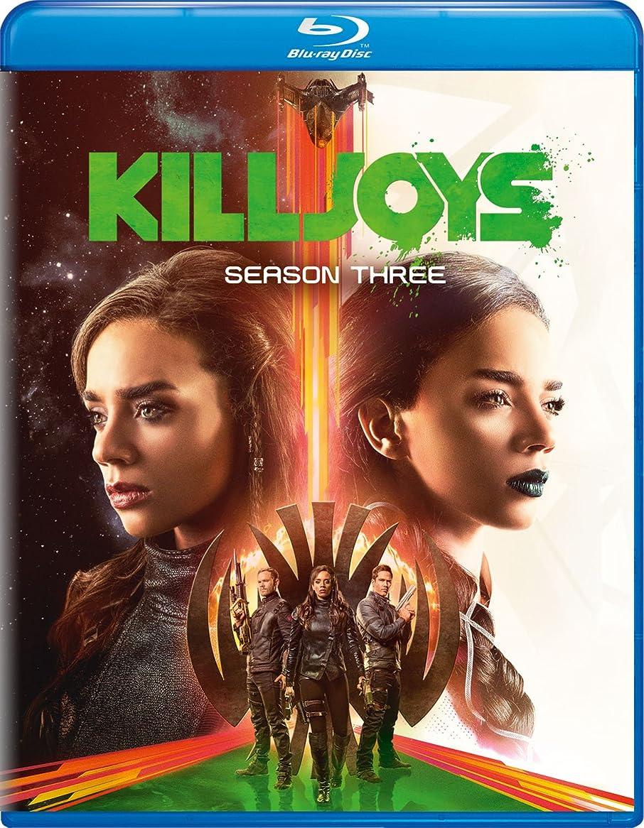 ブラウンインストールに勝るKilljoys: Season Three/ [Blu-ray]