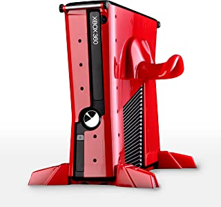 Microsoft Xbox 360 - Vault Carcasa Básica, Color Rojo