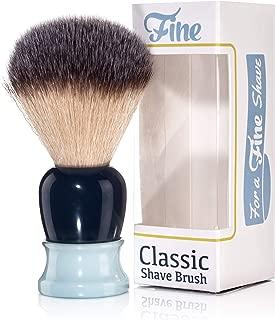 synthetic hair brush
