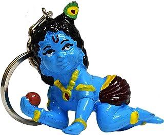 Krishna Crawling Key Ring- VRINDAVANBAZAAR.COM