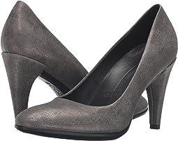 Warm Grey Calf Leather