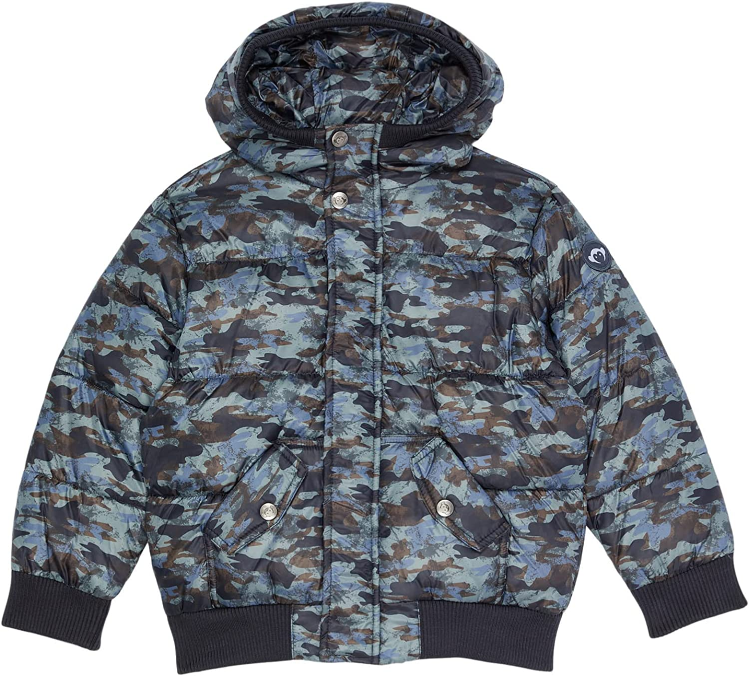 Appaman Kids Boy's Puffy Insulated and Hooded Coat (Toddler/Little Kids/Big Kids): Clothing, Shoes & Jewelry