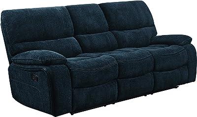 Amazon Com Furniture Of America Blake Chenille Love Seat