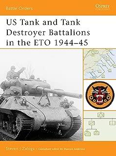 tank destroyer battalion