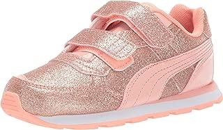 PUMA Girls' Vista Glitz V Sneaker