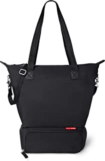 Skip Hop Tray Chic Dry and Store Pump Bag, Black