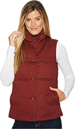 Quilted Westward Vest