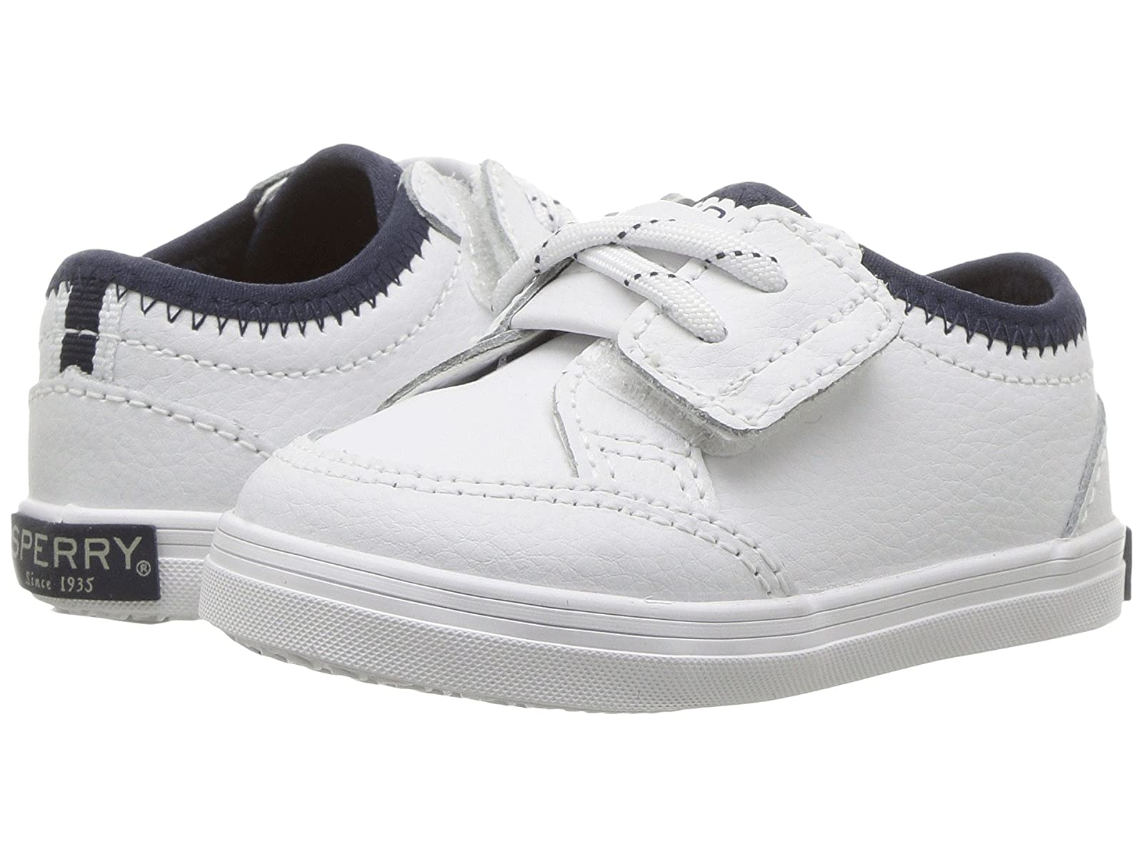 Sperry Kids Deckfin Crib Jr. (Infant/Toddler)Atmospheric grades have affordable shoes