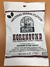 product image for Claeys Horehound Old Fashioned Hard Candy 24 PACK 6oz Bags